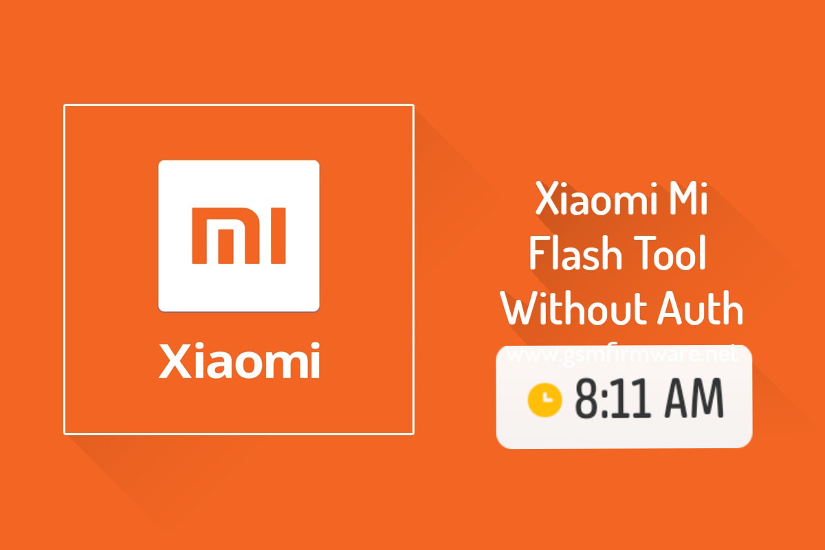 Xiaomi Flash On Fastboot|EDL Via One Auth